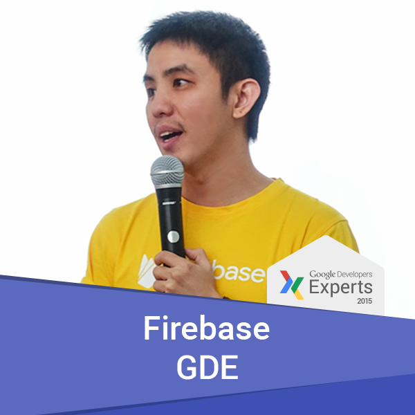 Google Developer Expert - Firebase